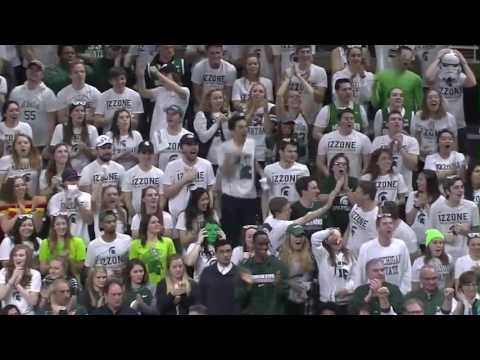 Iowa at Michigan State - Men