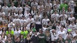 Iowa at Michigan State - Men's Basketball Highlights