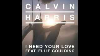 Calvin Harris - I Need Your Love [Louis La Roche remix] (2013)
