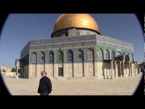 Tour of Holy Land (28/53)- Dome of the Rock