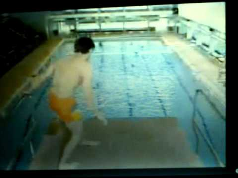 Goes To The Swimming Pool Youtube