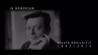 In Memoriam Stasys Povilaitis: