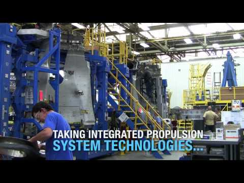 Nexcelle | Nacelle Technology | Integrated Propulsion Systems