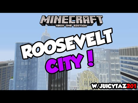 Subscriber World Tour: Roosevelt City W/ JuicyTaz201 (Xbox O