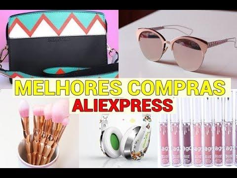 6ed9d4c29d MELHORES COMPRAS DO ALIEXPRESS DE 2017 + DICA!! - YouTube