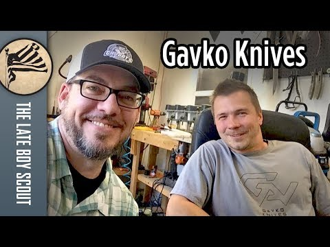 Gavko's Excellent Custom Knives
