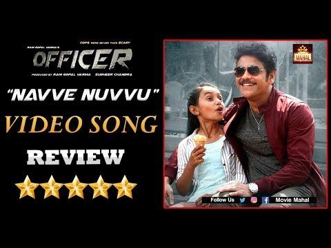 Officer Movie Navve Nuvvu Video Song...