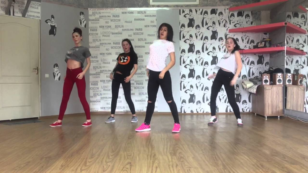 Beyonce - Formation choreography by Savina Jullie