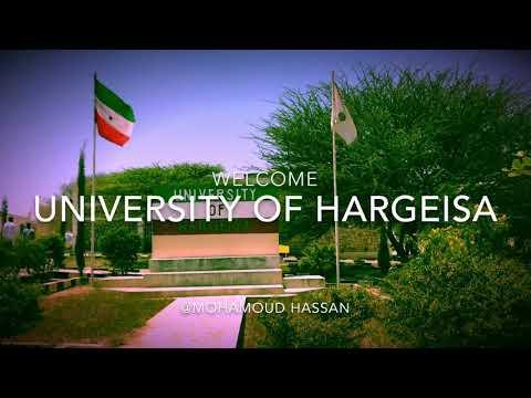 University of Hargeisa (Jaamacada Hargeysa)  The university Of Somaliland