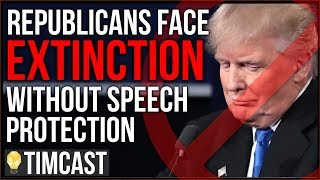 Republicans Face EXTINCTION Unless They Stop Online Censorship, Here 's How They Can Fight Back