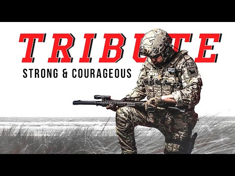 """Life Of A Soldier - """"Strong & Courageous"""" 