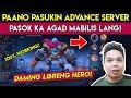 Paano Makapasok sa Advance Server - Mobile Legends 2020