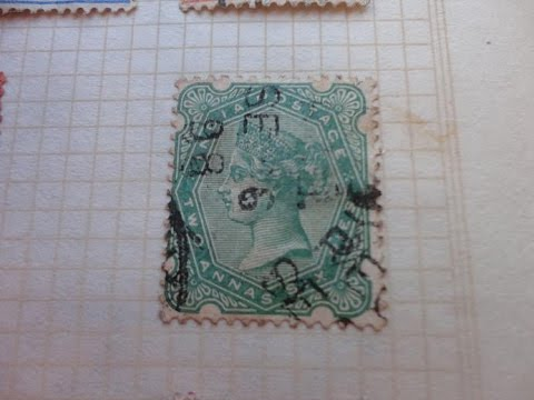 Valuable India Postage Stamps