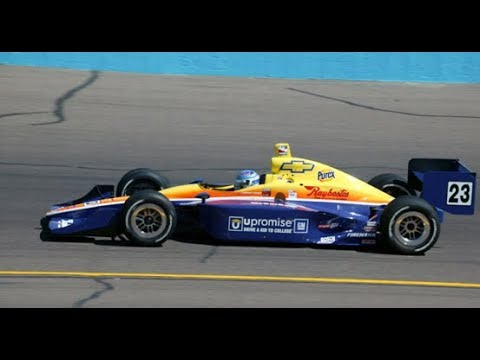 IndyCar Bad Seasons: Sarah Fisher In 2003 (narrated By Crash Gladys)