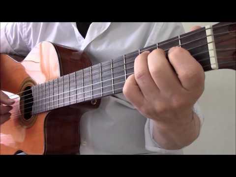 Jealous Guy - John Lennon cover fingerstyle guitar solo free TAB