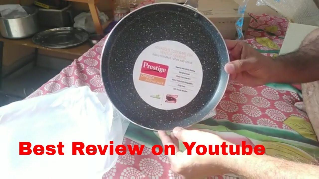 04c73b355da Flipkart Sale Prestige Omega Festival Pack Induction Bottom Cookware Set  unboxing and Review hindi