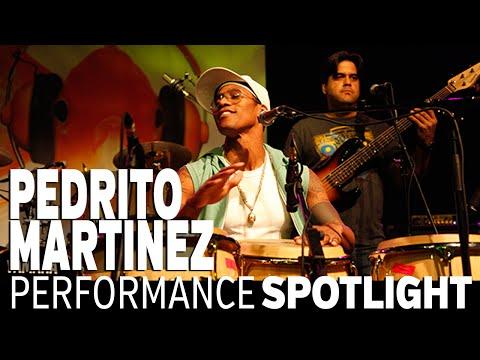 The Pedrito Martinez Group - Live at Guantanamera in NYC