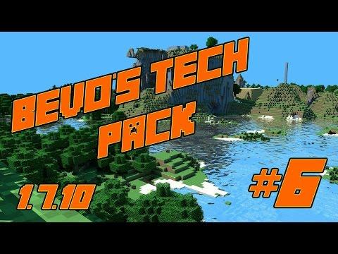 Minecraft - Bevo's Tech Pack - sorozat - 1.7.10 - EP6