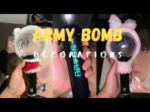 opening army bomb decoration supplies!