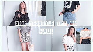 $100 YesStyle Try On Haul