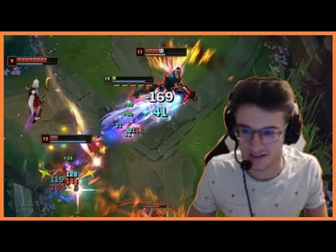Lourlo Shows How To Survive With Low HP Irelia! - Best of LoL Streams #647