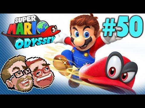 THAT'S ALL, FOLKS!   Super Mario Odyssey [#50]   Press On