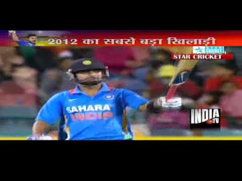 Player of the year 2012: Virat Kohli Part -I