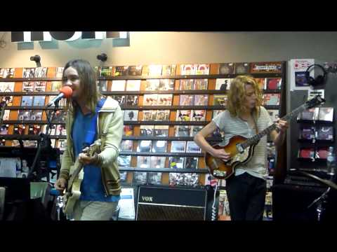 Tame Impala - 'Desire Be, Desire Go' Live Instore At HUM