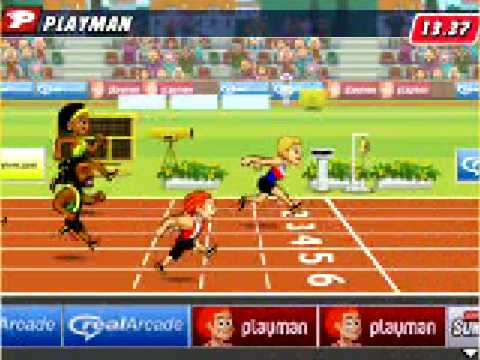 Free download java game Playman: Summer games 3 for mobil ...