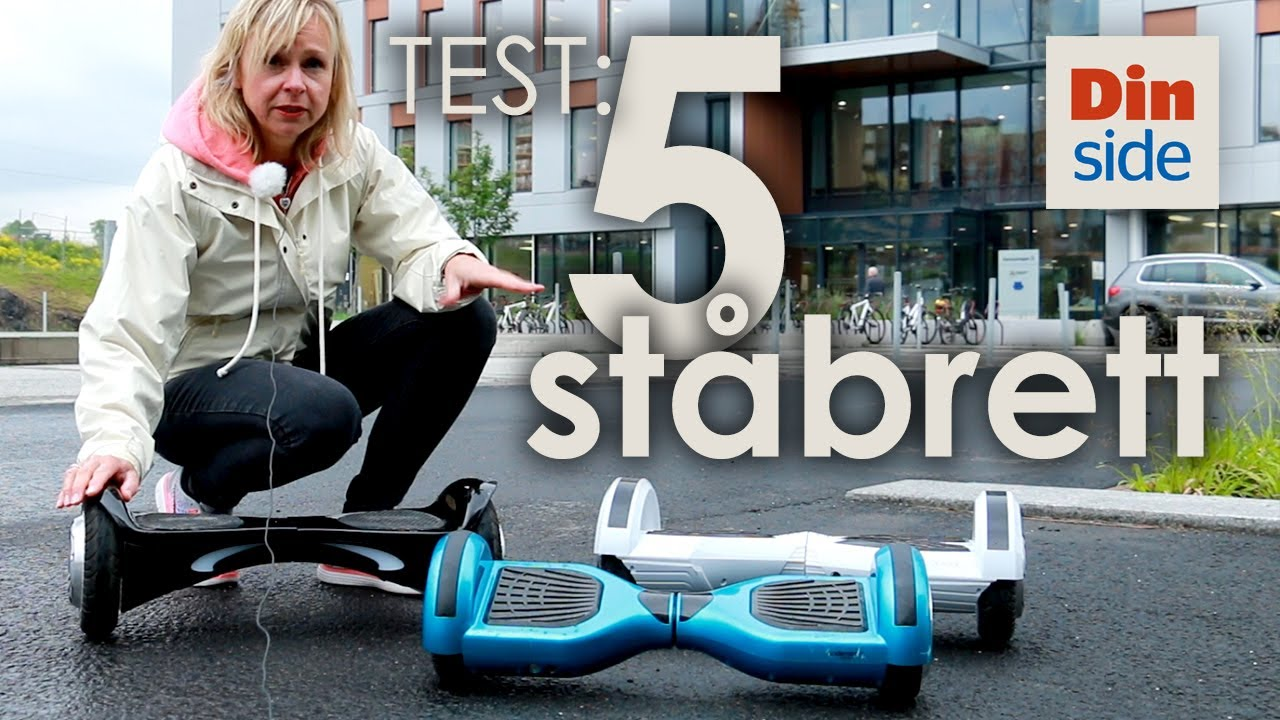 test av st brett hoverboard 2017 hx x1 fra xxl best i. Black Bedroom Furniture Sets. Home Design Ideas