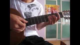 Cây bàng (Bức Tường) - Hướng dẫn đệm guitar