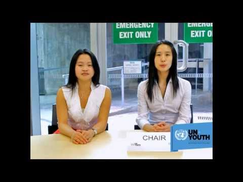 UN Youth NZ - What is a model UN?