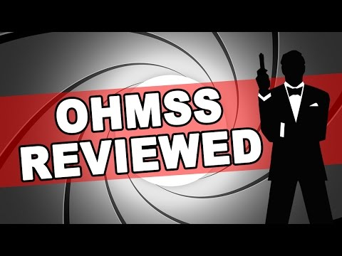 On Her Majesty's Secret Service Review | James Bond Radio Podcast #021