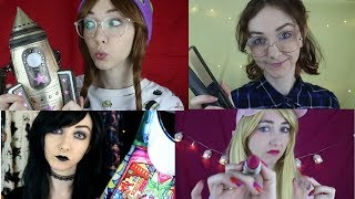 Four Friends Get You Ready For Prom (ASMR)
