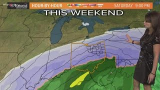 Afternoon weather forecast for Northeast Ohio: January 17, 2019
