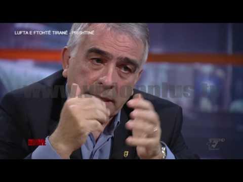 Dritare - Lufte e ftohte Tirana - Prishtine - Pj.2 - 17 Tetor 2016 - Vizion Plus - Talk Show