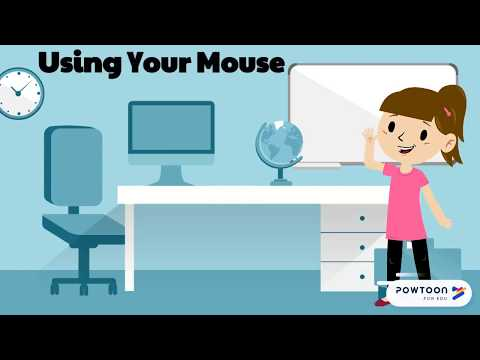 Using Your Computer Mouse (for Kids)