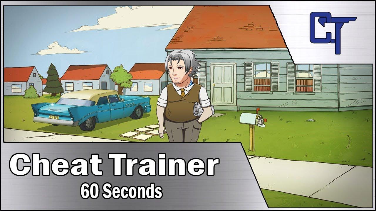 Скачать через торрент игру 60 seconds на русском.