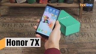 Honor 7X — обзор смартфона