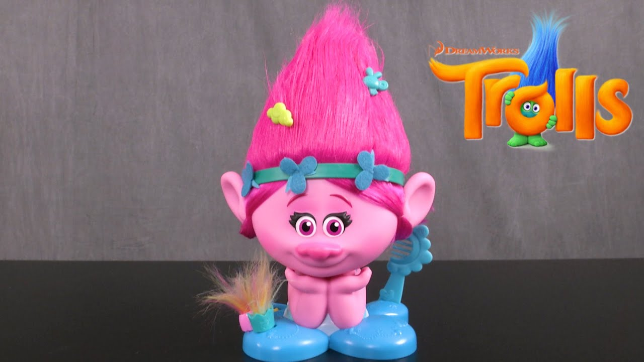 Dreamworks Trolls Poppy Style Station from Just Play