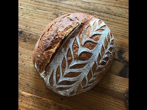 Как нарисовать хлеб на столе