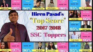 Maharashtra Board SSC Results 2017-18 By Hiren Pasad