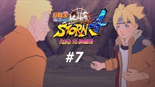 Saving Naruto I Naruto Shippuden Ultimate Ninja Storm 4(Road To Boruto) I Episode 7