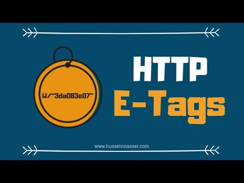 HTTP Caching E-Tags -  (Explained By Example)