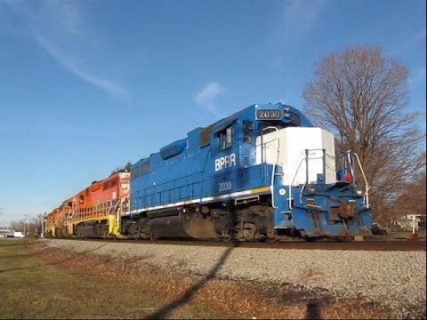Chasing R&S train RS-1 12/26/2014