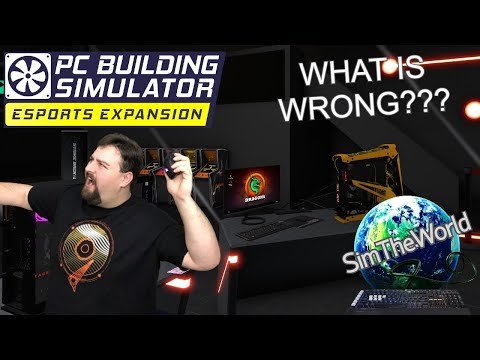 The Tournament was a GIANT FLOP... - PC Building Simulator Esports Expansion Ep. 47 |
