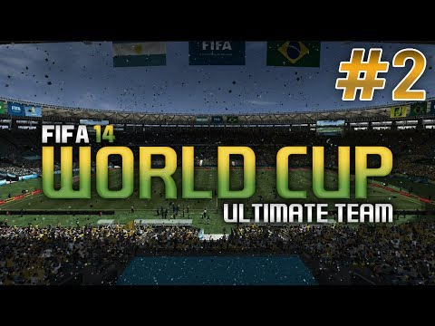 FIFA 14 Ultimate Team | World Cup | #2 | What A Team!