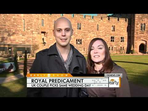 Couple's Link to Royal Wedding