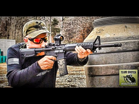Springfield Armory Saint AR 15 Rifle Review