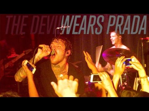 The Devil Wears Prada Mammoth live The Lyric Theater
